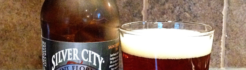Saint Florian IPA Silver City Brewing