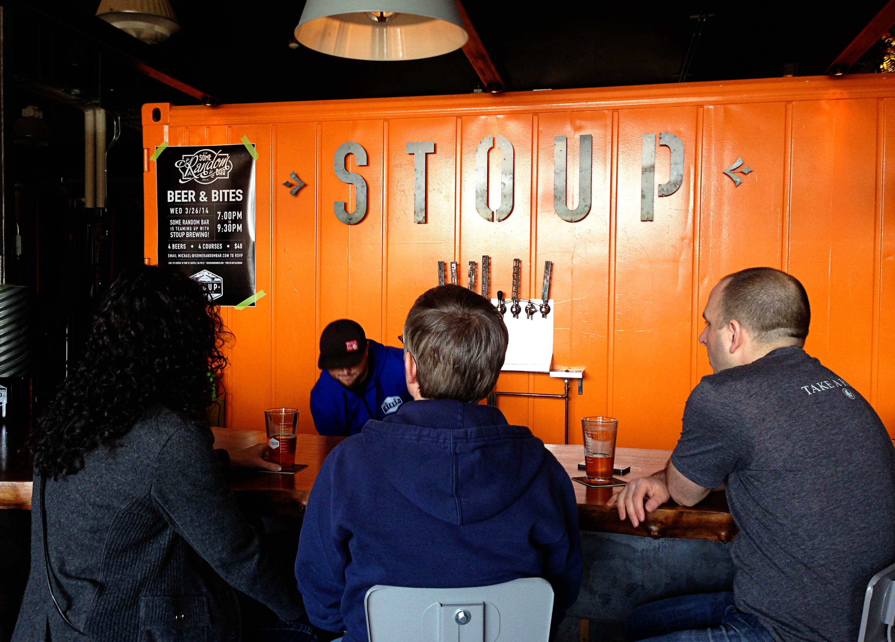 Stoup Brewing Bar