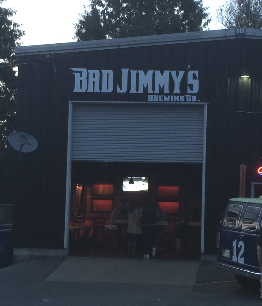 Bad Jimmy's exterior