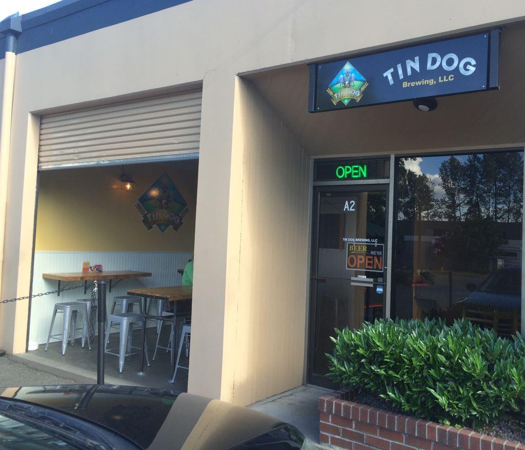 Tin Dog Exterior