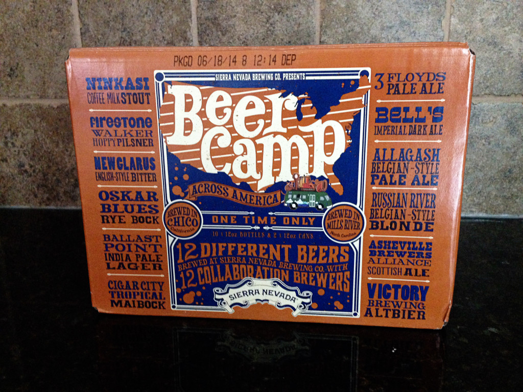 Beer Camp Box