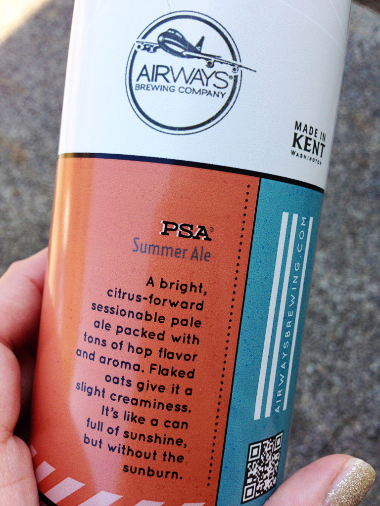 PSA Summer Ale Description