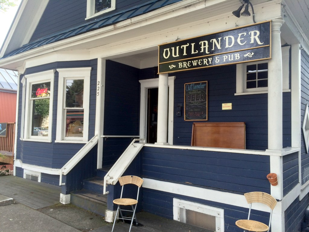Outlander Brewing Exterior